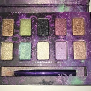 Vintage Urban Decay Eye Shadow Palette